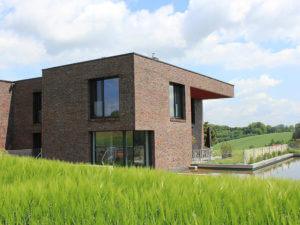 Neubau Kunststoff-Alu Fenster