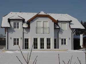 Neubau Kunststoff Fenster